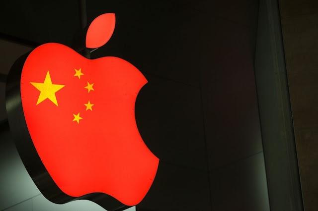 آبل تزيل اكتر من 47 الف من متجرها للتطبيقات الصيني