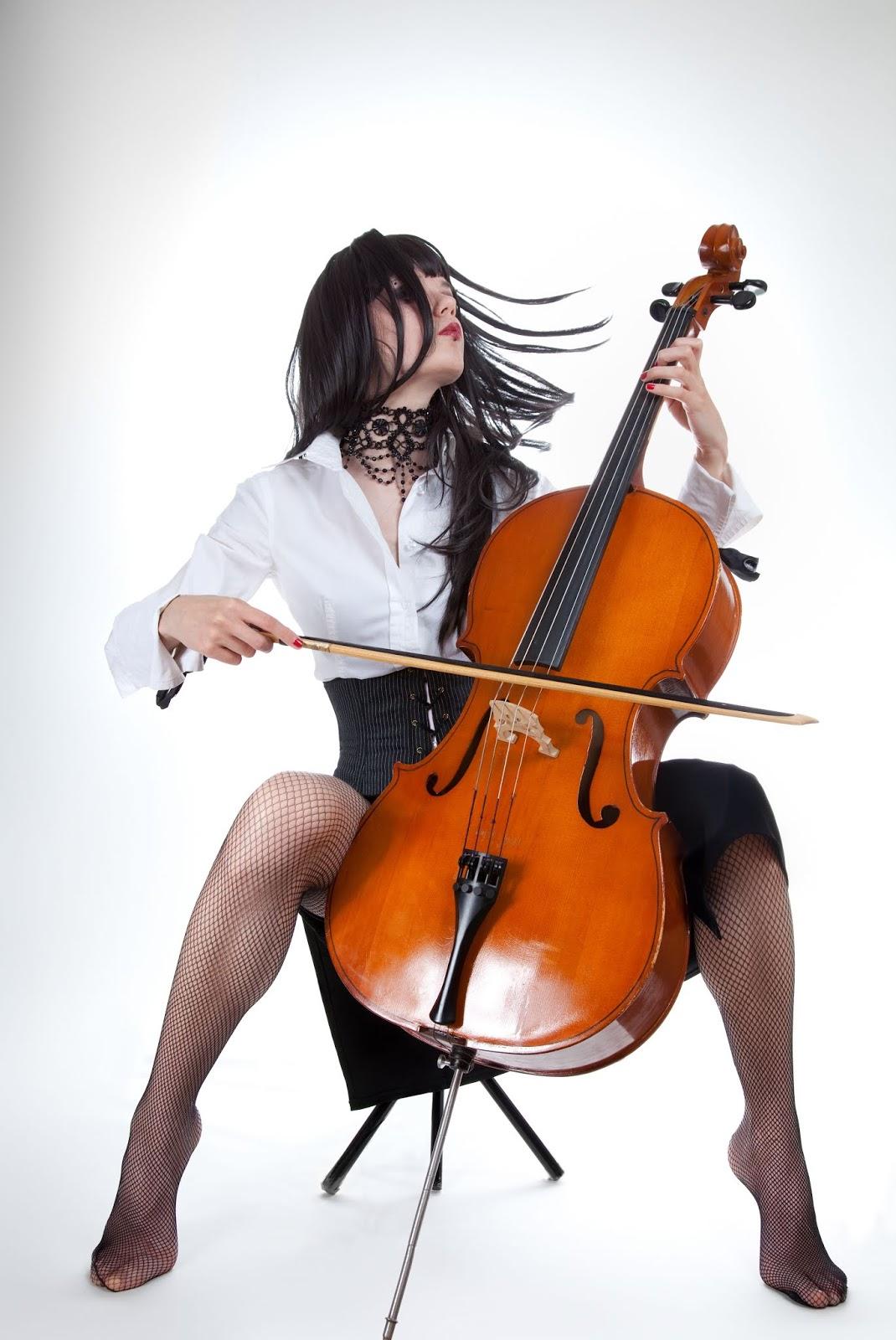 скрипач ленка эро фото - 1