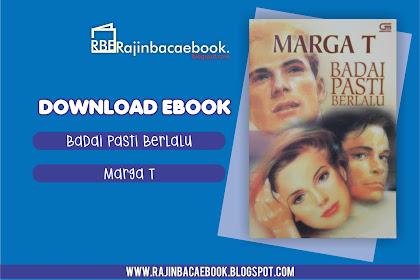 Download Ebook Marga T - Badai Pasti Berlalu Pdf