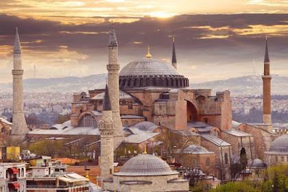 Turki Akan Ubah Bekas Katedral Ortodoks, Museum Hagia Sophia Menjadi Masjid