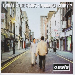 Oasis LP Cover