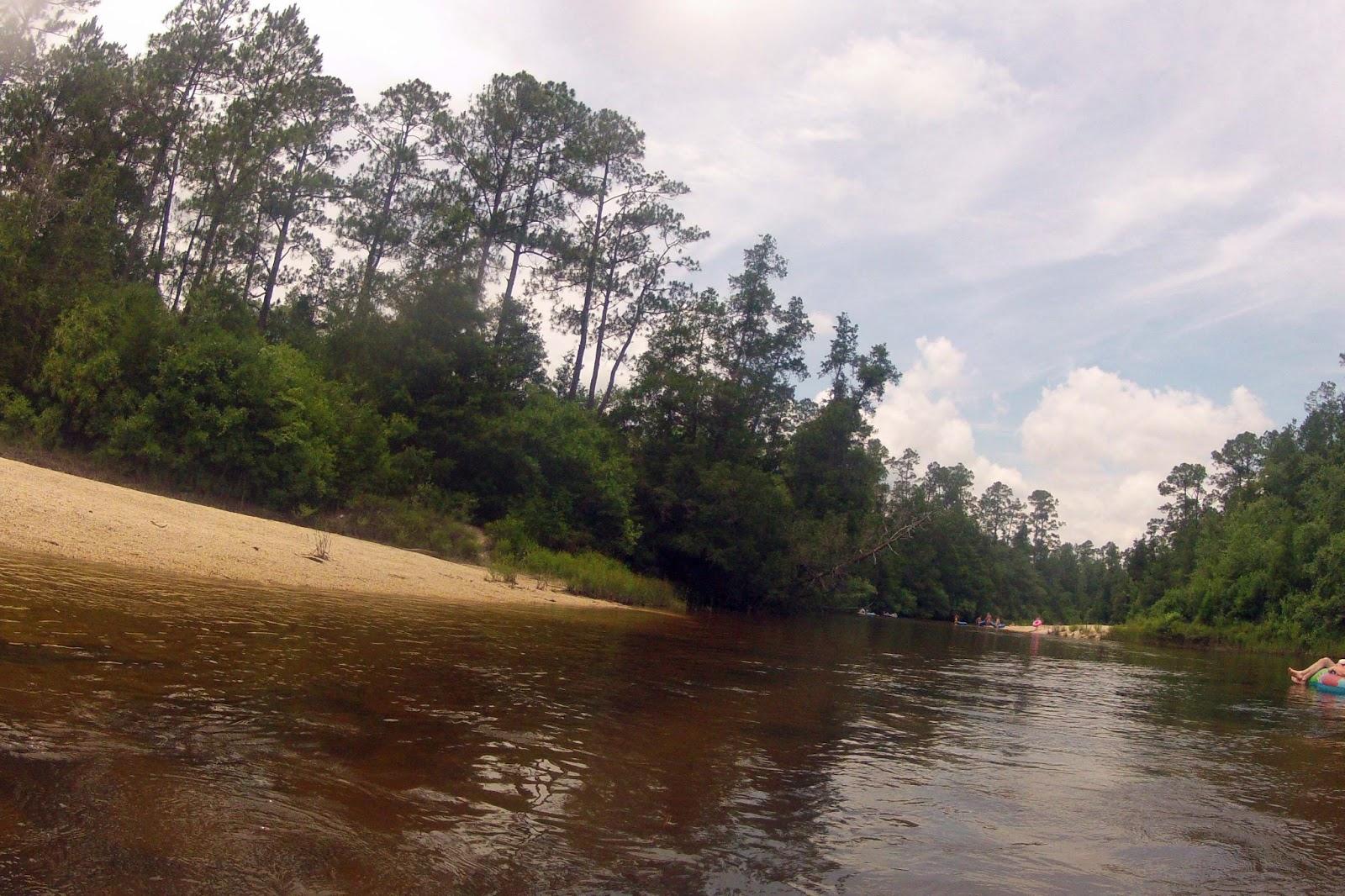 Coldwater Creek Florida Camping