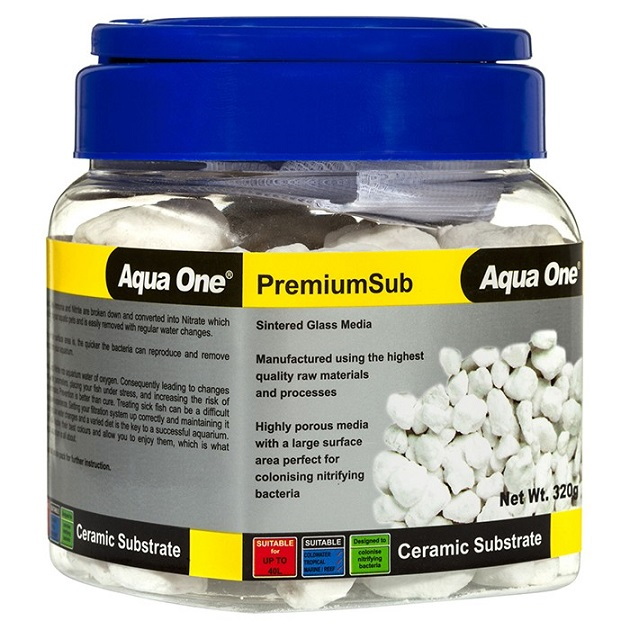 Aqua One Premium Sub Ceramic Substrate