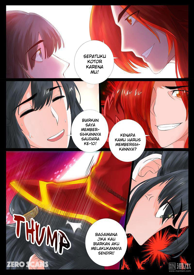 Dragon King of the World Chapter 6 Bahasa Indonesia