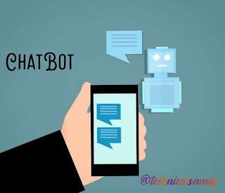 Chatbot Kaise banaye,notepad se chatbot bnaye