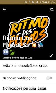 Ritmo dos Fluxo SP -Grupo Zap São Paulo