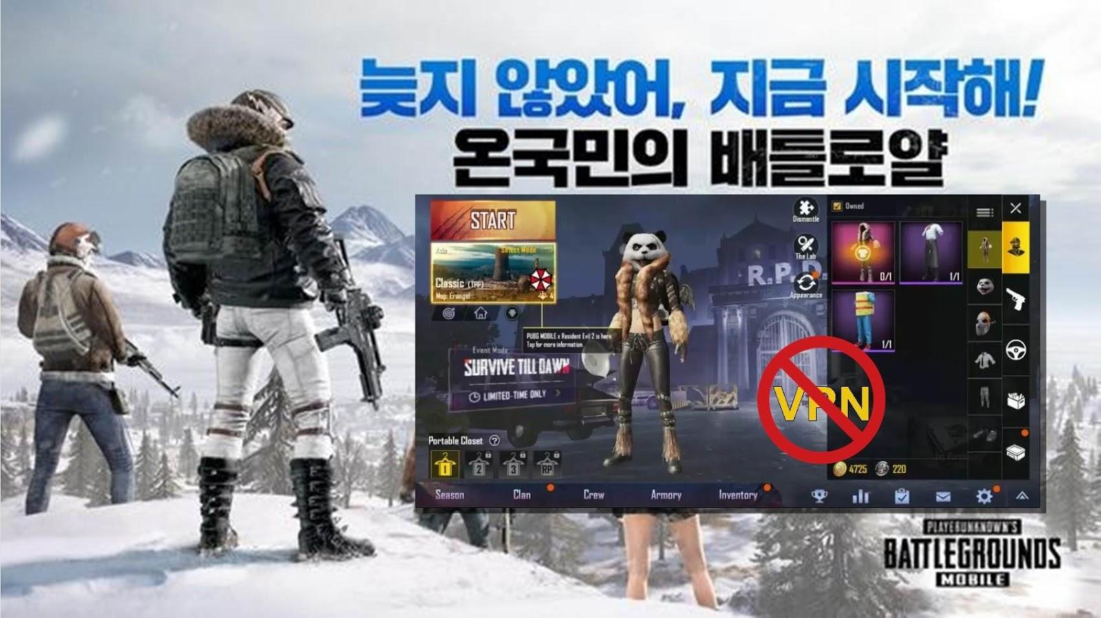 Pubg Vpn Korea 21st Century Network
