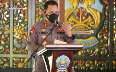 Panglima TNI dan Kapolri Rangkul Tokoh Agama Untuk Tekan Penyebaran Covid-19 di Bangkalan