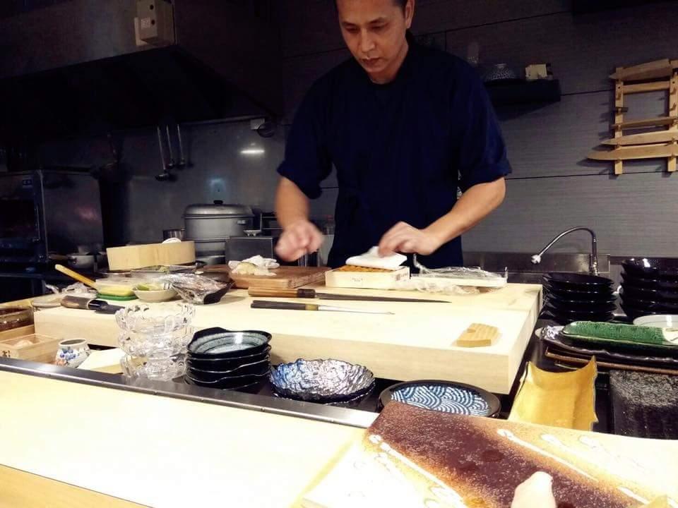 雲林斗六《鮨三七 》割烹日式料理,老闆37歲由台北ibuki日本料理返鄉創業 @雲林溪美食廣場
