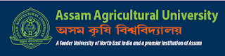 Assam Agriculture 1837 Post Recruitment