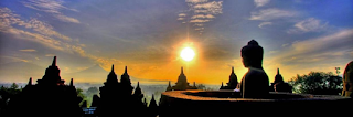 Daftar Titik Terbaik Untuk Menikmati Sunrise Borobudur