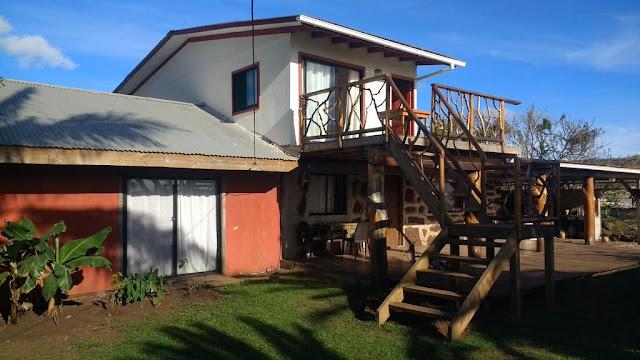 Hostal Vieroto na Ilha de Páscoa, Chile