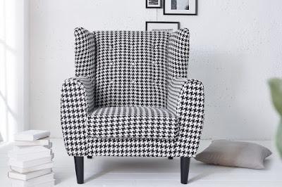 dizajnový nábytok Reaction, sedací nábytok, retro kreslá