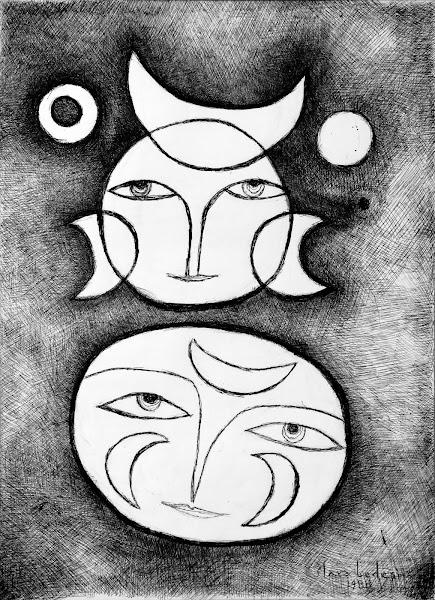 Dibujo sin titulo, 1988