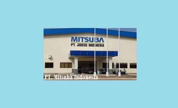 INFO lowongan Kerja PT.MITSUBA INDONESIA Terbaru 2018