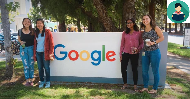 How I Got My First Internship At Google With Zero Experience