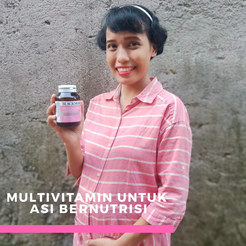 multivitamin yang harus dipenuhi ibu hamil