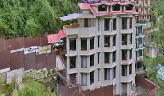 Hotel-The-Rock-Castle-Shimla