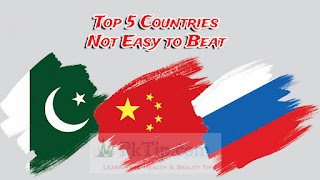 Top 5 Countries Not Easy to Beat