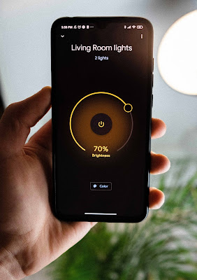 Control smart lights as you want