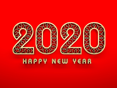 happy new year for facebook cover