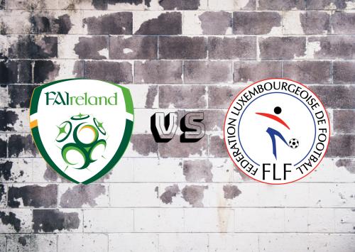 República de Irlanda vs Luxemburgo  Resumen