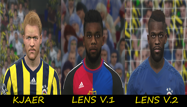 PES 2017 Fenerbahçe Mini FacePack 2017 By FB1907