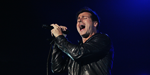 Our Lady Peace Raine Maida Medicine Hat Alberta