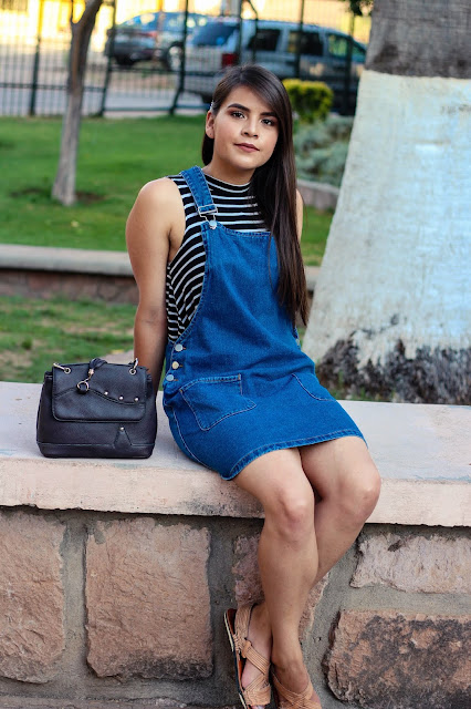 Denim Dress from Dropship Clothes 💙