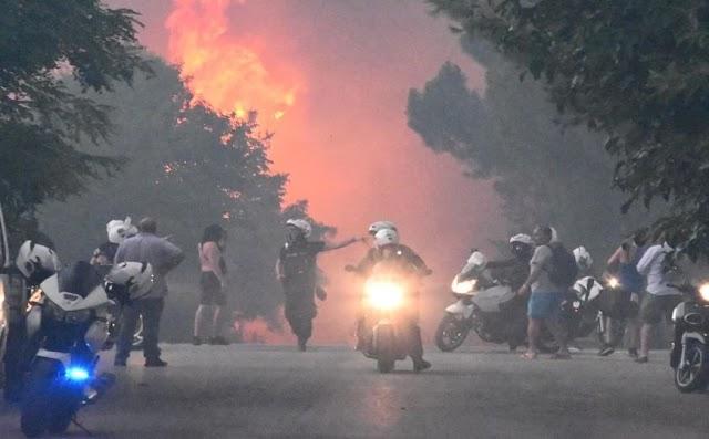Πάνω από 300 απεγκλωβισμοί ατόμων στην Αττική και άλλοι 12 στην Εύβοια
