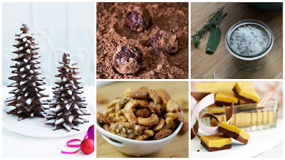 edible christmas gifts diy recipe