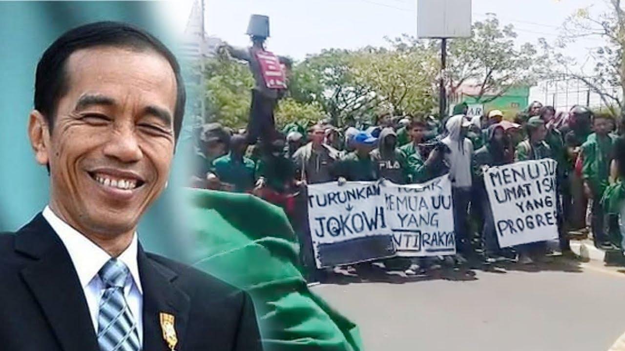Hanya Untungkan Para Taipan China & Kroninya, Aktivis Mahasiswa UI: Kejatuhan Rezim Jokowi Semakin Dekat!