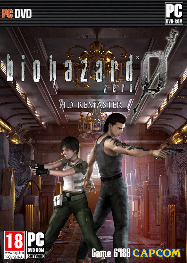 Download Trainer Cheat PC Game Resident Evil Zero HD