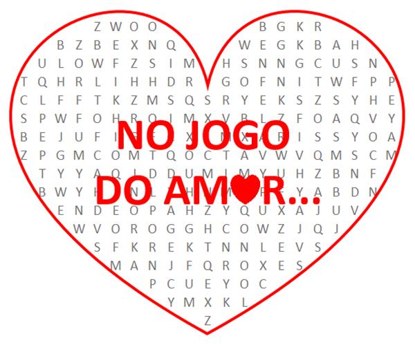 jogo do amor