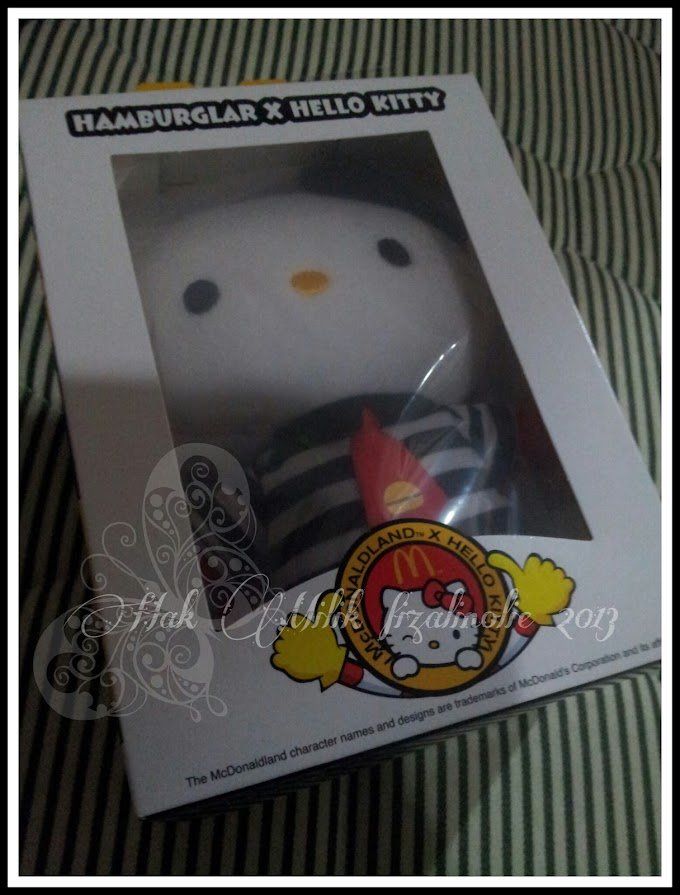Hello Kitty Versi McDonald's
