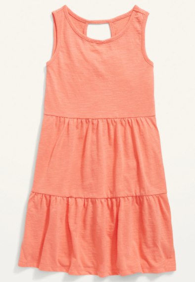 Old Navy Tiered Knit Dress