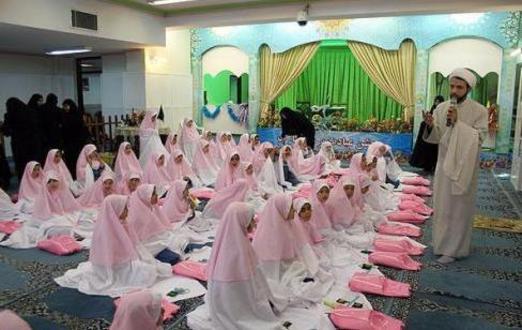 Niñas aptas para casarse en Irán