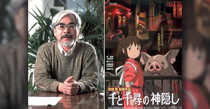 EL VIAJE DE CHIHIRO: Obra maestra de Hayao Miyazaki, se adaptará al teatro