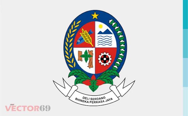 Kabupaten Deli Serdang Logo - Download Vector File SVG (Scalable Vector Graphics)