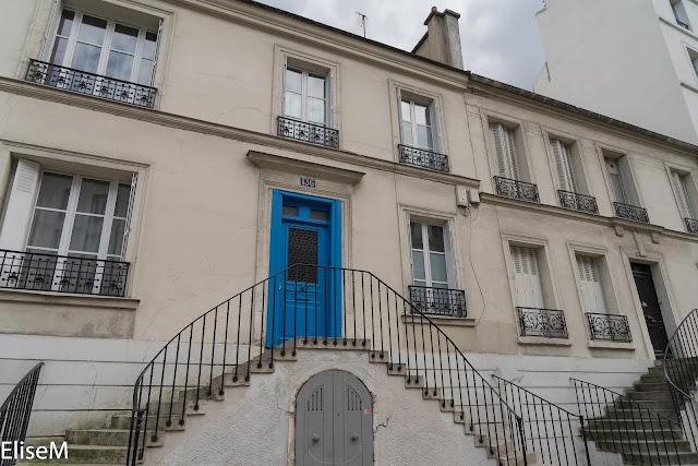 Ancienne maison de Vignerons à Charonne