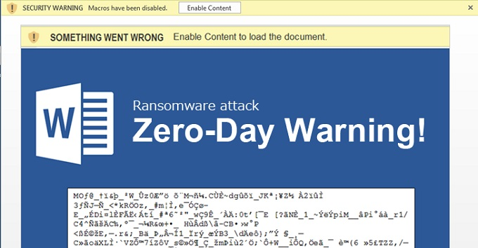 مايكروسوفت تحذر من هجمات خطيرة تستهدف مستندات أوفيس تتضمن فيروسات فدية