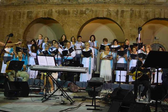 """Με επιτυχία η μουσική εκδήλωση """"Η Ελληνική παράδοση στη σύγχρονη ζωή μας"""" στο Ναύπλιο"""