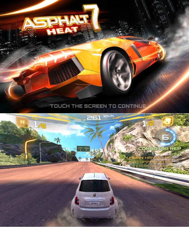 SKK Mobile Griffin Review: Lion and Eagle Asphalt 7