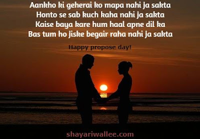 love propose day status in hindi