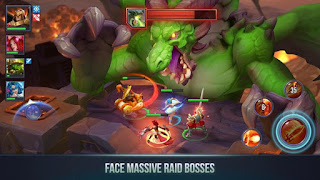 Dungeon Hunter Champions: Epic Online Action RPG Apk Mod