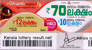 Live Kerala Lottery Nirmal
