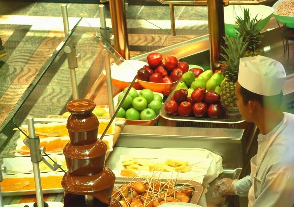 mesa dulce para restaurantes