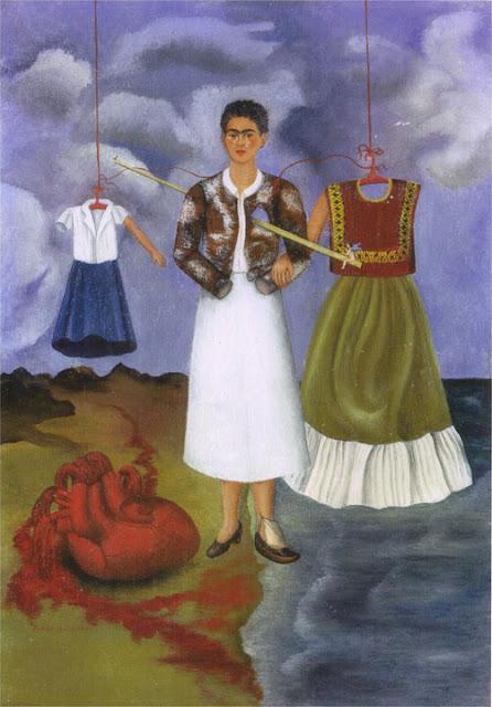 Фрида Кало - Память (сердце). 1937