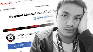 Mocha Uson, Mocha Uson blog, Paul Quilet, Facebook
