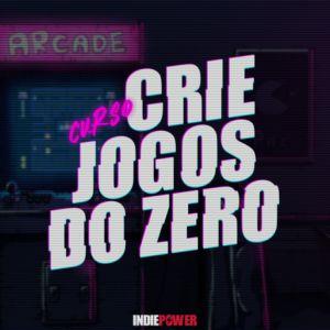 Curso Online Crie Jogos do Zero - tenha seu próprio GAME